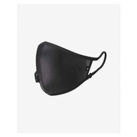är Small Logo Maska s ventilom a nanofiltrom detská Čierna