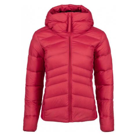 Columbia AUTUMN PARK DOWN HOODED červená - Dámska páperová bunda