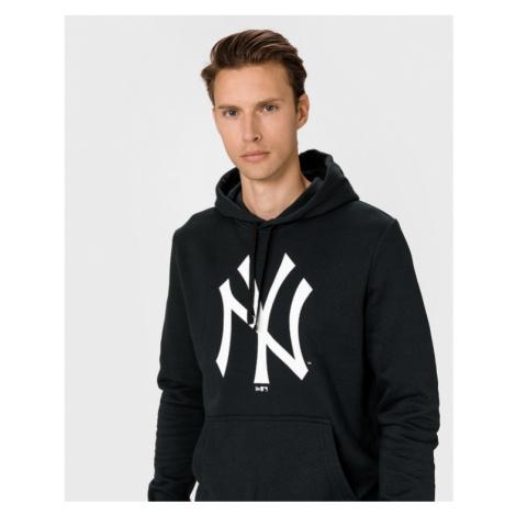 New Era New York Yankees Team Logo Mikina Čierna