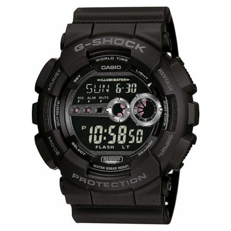 Casio G-Shock GD 100-1BER čierne