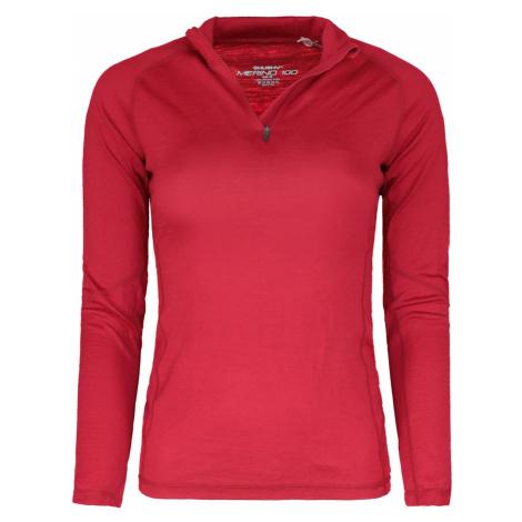 Thermo t-shirt womens HUSKY MERINO 100