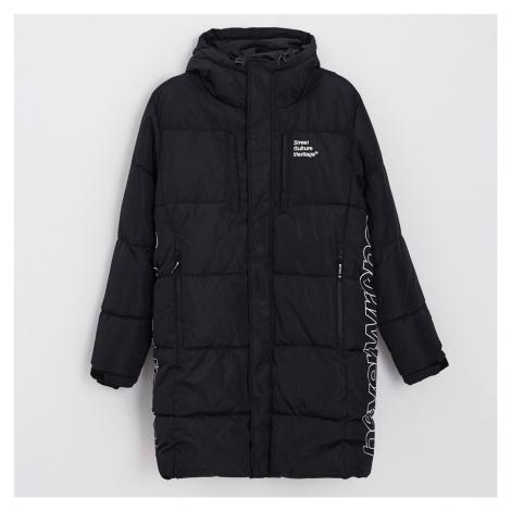 Cropp - Men`s coat - Čierna