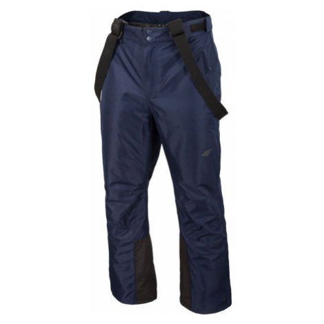 4F MEN´S SKI TROUSERS modrá - Pánske lyžiarske nohavice