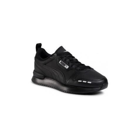 Puma Sneakersy R78 Sl Jr 374428 01 Čierna