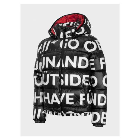 Chlapčenská bunda 4F