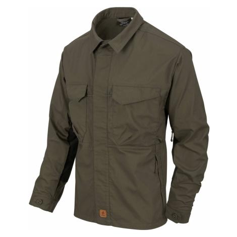 Košeľa Woodsman Helikon-Tex® – Taiga Green / čierna