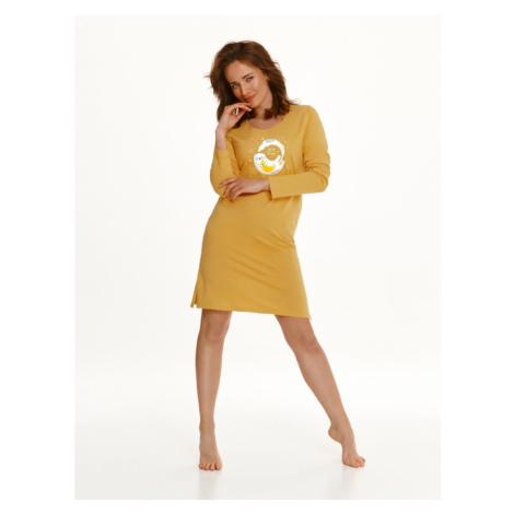 Dlhá dámska nočná košeľa 2580 SARAH Zima 2021 Taro