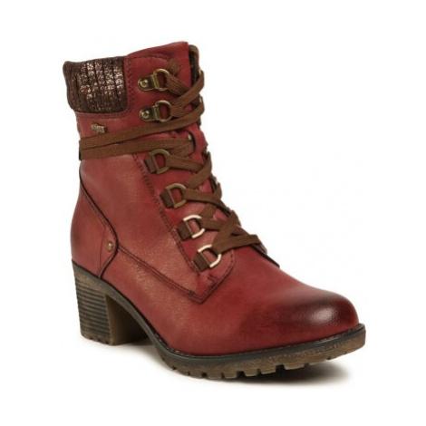 Šnurovacia obuv GO SOFT BY RELIFE 0717-18808B-21R Ekologická koža/-Ekologická koža