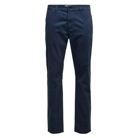 Only & Sons Chino nohavice 'Will'  námornícka modrá