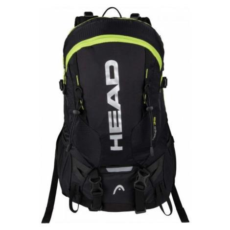 Head ROCCO 32 čierna - Turistický batoh