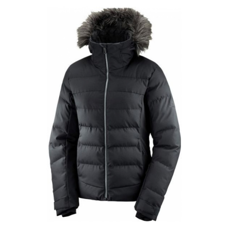Salomon STORMCOZY JKT W čierna - Dámska zimná bunda