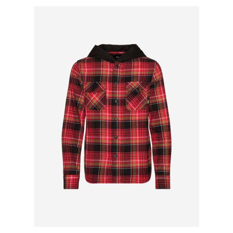 Parkway Boys Košile dětská Vans Červená
