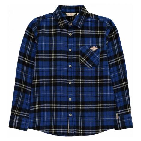 Lee Cooper Flannel Shirt Junior Boys