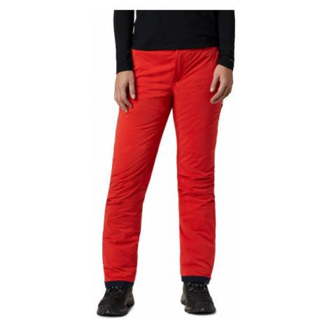 Columbia BACKSLOPE INSULATED PANT oranžová - Dámske zateplené nohavice
