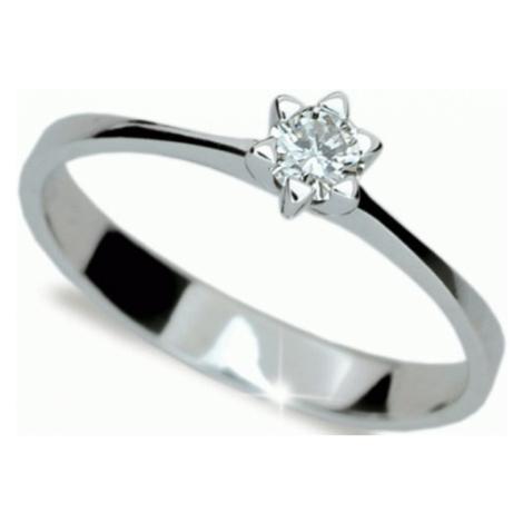 Danfil Luxusné zásnubný prsteň so zirkónom DLR1953b mm