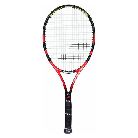 Pulsion 105 2014 tenisová raketa barva: červená-černá;grip: G4 Babolat