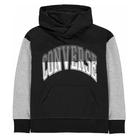 Converse Block Hoodie Junior Boys