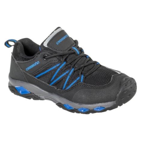 Crossroad CICERO modrá - Detská treková obuv
