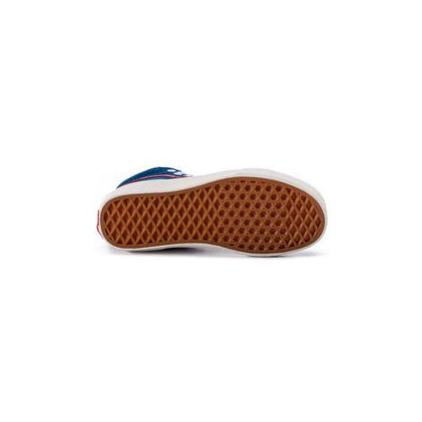 Vans Sneakersy Sk8-Hi Reissue 13 VN0A3TKPVSS1 Tmavomodrá