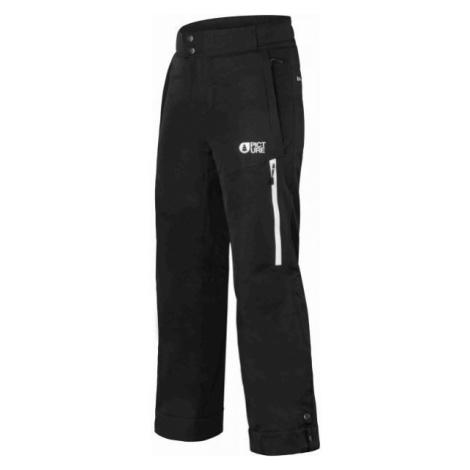 Picture MIST čierna - Detské lyžiarske nohavice