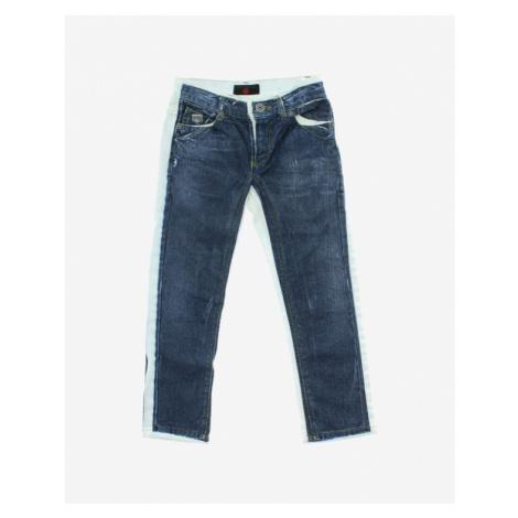 John Richmond Jeans detské Modrá Biela