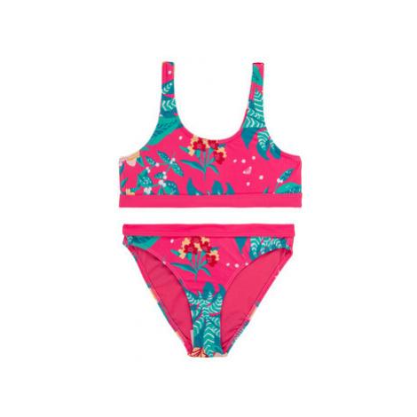 Roxy MAGICAL SEA BRAL SET Ružová