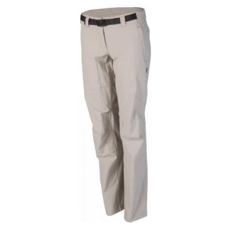 Willard CLARIKA béžová - Dámske outdoorové nohavice