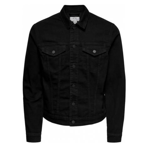 Only & Sons Prechodná bunda  čierna