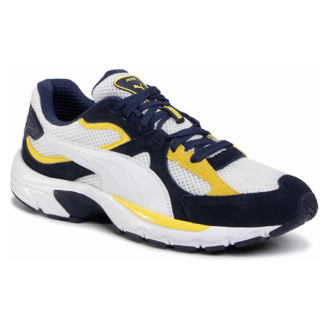 Sneakersy PUMA - Axis Plus Sd 370286 10  Peacoat/Puma White/Meadowlark