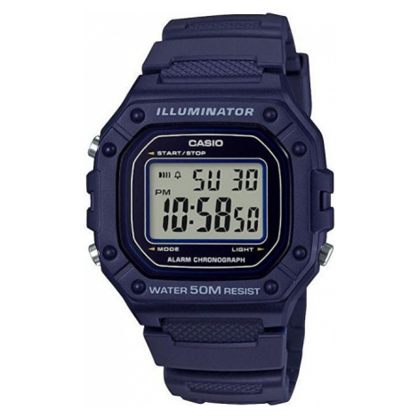 Casio Collection W-218H-2AVEF