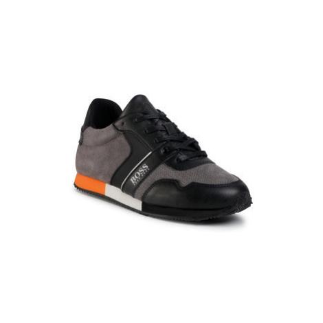 Boss Sneakersy J29225 D Sivá Hugo Boss