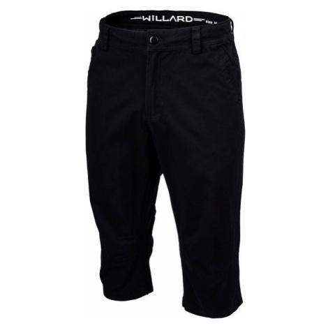 Willard AMARI čierna - Pánske 3/4 nohavice