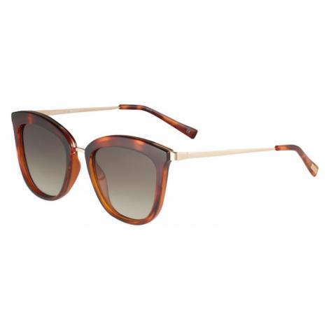 LE SPECS Slnečné okuliare 'Caliente'  hnedá