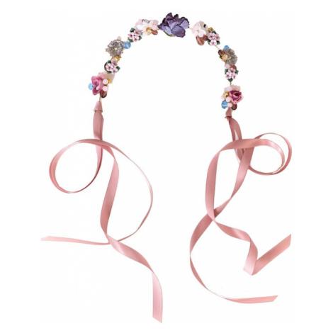 We Are Flowergirls Bižutéria do vlasov 'Headpiece Yasmin'  zmiešané farby / rosé