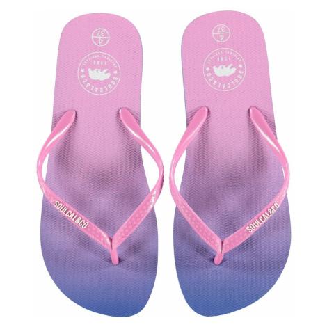 SoulCal Maui Ladies Flip Flops Soulcal & Co