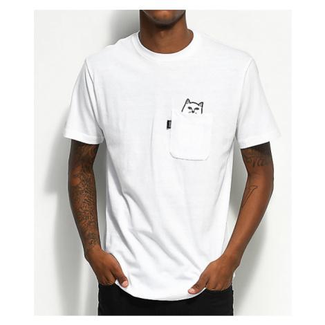 Pánske tričko RIPNDIP Lord Nermal Tee - white