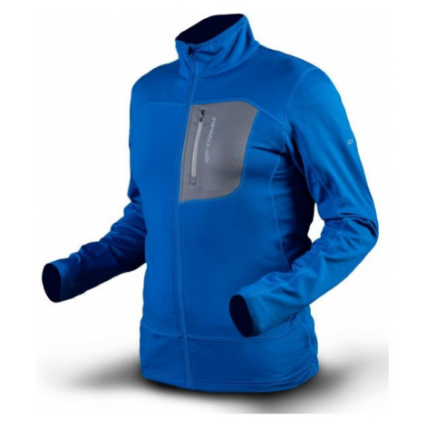 TRIMM TERO modrá - Pánska športová bunda