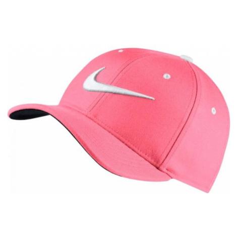 Nike AROBILL CLC99 CAP SF WOOL ružová - Dievčenská športová čiapka