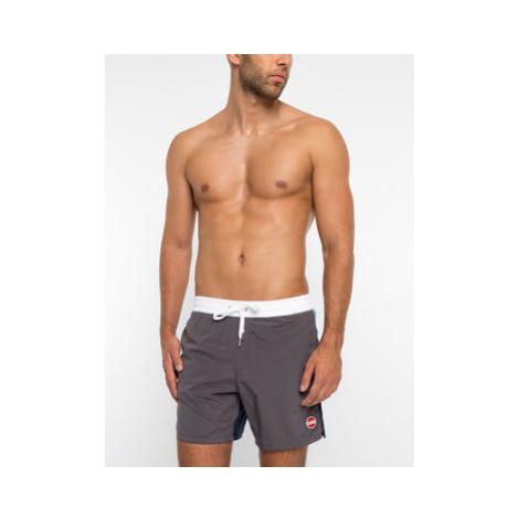 Colmar Plavecké šortky Fit 7269 1QF Sivá Regular Fit
