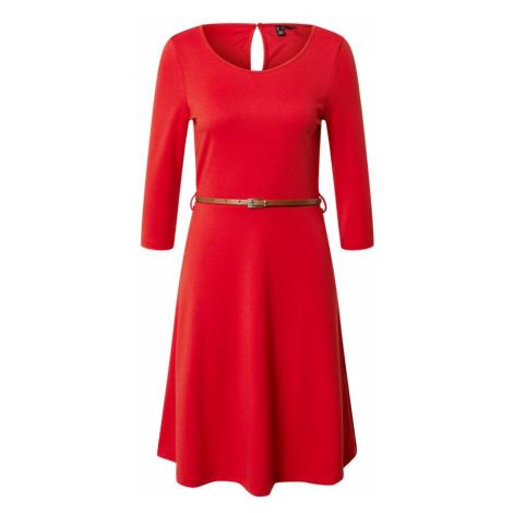 VERO MODA Šaty  červená