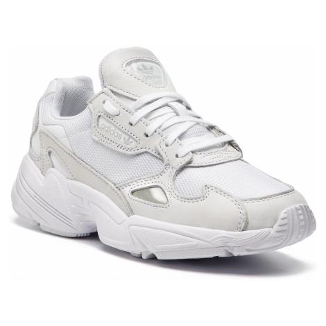 Topánky adidas - Falcon W B28128 Ftwwht/Ftwwht/Crywht