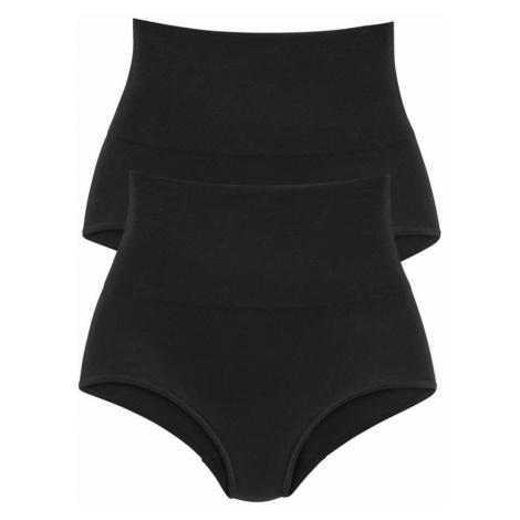 PETITE FLEUR Formujúce nohavičky  čierna