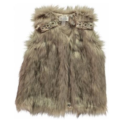 Character Frozen LL Fur Gilet In94 Mink Fur