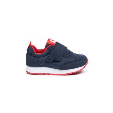 Reima Sneakersy Evaste 569428 Tmavomodrá