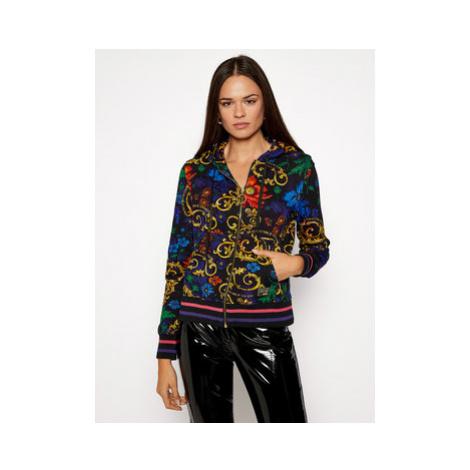 Versace Jeans Couture Mikina B6HZB795 Farebná Regular Fit