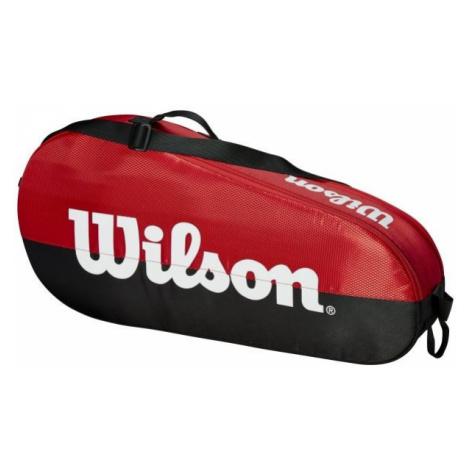 Wilson TEAM 1 COMP SMALL červená - Tenisová taška
