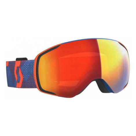 Scott VAPOR LS oranžová - Lyžiarske okuliare