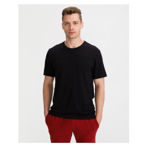 Calvin Klein Tričko na spanie Čierna