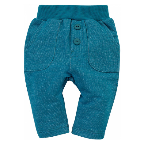Pinokio Kids's Little Car Pants Turquoise