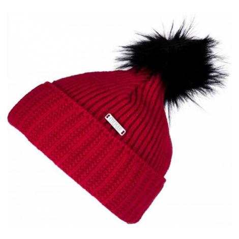 Colmar LADIES HAT červená - Dámska čiapka
